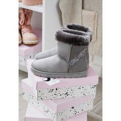 Szare Śniegowce Whole World. Szare buty zimowe damskie vices. Za 99,99 zł.
