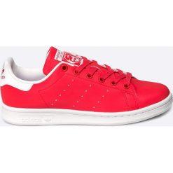 Adidas Originals - Buty Stan Smith W. Szare buty sportowe damskie adidas Originals, z materiału. W wyprzedaży za 219,90 zł.