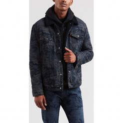 Levi's - Kurtka jeansowa Justin Timberlake. Brązowe kurtki męskie bomber Levi's®, l, z bawełny. Za 499,90 zł.