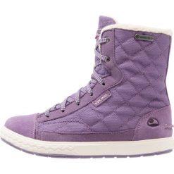 Viking GTX Śniegowce lilac/magenta. Fioletowe buty zimowe damskie marki Viking, z materiału. W wyprzedaży za 263,40 zł.