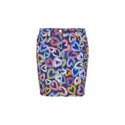 Odzież damska: Spódnice krótkie Love Moschino  WGC6900S2870