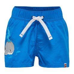 """Spodnie niemowlęce: Szorty kąpielowe """"Parkin"""" w kolorze niebieskim"""