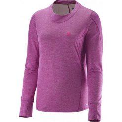 Salomon Koszulka Z Długim Rękawem Park Ls Tee W Aster Purple S. Szare bluzki sportowe damskie marki Salomon, z gore-texu, na sznurówki, outdoorowe, gore-tex. W wyprzedaży za 169,00 zł.
