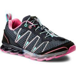 Buty trekkingowe dziewczęce: Trekkingi CMP – Kids Atlas Trail Shoes 3Q95264J Navy/Pink 98BD