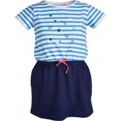 Sukienki dziewczęce: Sukienka z krótkim rękawem dla dziewczynki 9-13 lat
