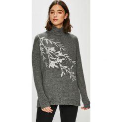 Medicine - Sweter Vintage Revival. Szare swetry klasyczne damskie marki MEDICINE, l, z dzianiny. Za 139,90 zł.
