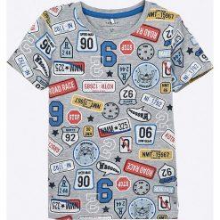 T-shirty chłopięce polo: Name it – T-shirt dziecięcy Merland 92-128 cm