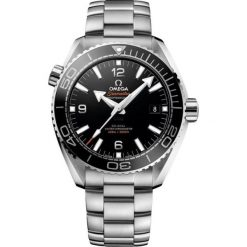 ZEGAREK OMEGA Seamaster Planet Ocean Automatic Men's Watch 215.30.4. Czarne zegarki męskie OMEGA, ceramiczne. Za 23900,00 zł.