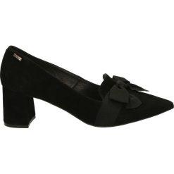 Buty ślubne damskie: Czółenka - 2640 C N1 W18