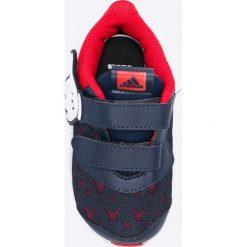 Buty sportowe chłopięce: adidas Performance – Buty dziecięce DY Mickey Forta Run CF I