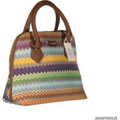 Torebka z paskiem na ramię -Ton Sac Aztec. Żółte torebki klasyczne damskie Pakamera. Za 149,00 zł.