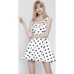 Sukienki: Biała Sukienka Precious Love