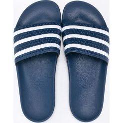 Adidas Originals - Klapki. Szare klapki męskie adidas Originals, z materiału. Za 169,90 zł.