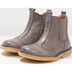 Bisgaard Botki grey. Szare buty zimowe damskie Bisgaard, z materiału. W wyprzedaży za 303,20 zł.