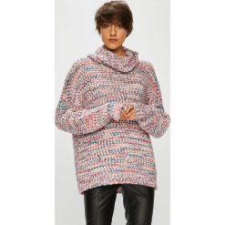 Medicine - Sweter Hand Made. Szare golfy damskie MEDICINE, m, z dzianiny. W wyprzedaży za 111,90 zł.