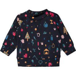 Imps&Elfs BABY PULLOVER LONG SLEEVE Bluza starry sky. Niebieskie bluzy chłopięce Imps&Elfs, z bawełny. W wyprzedaży za 127,20 zł.