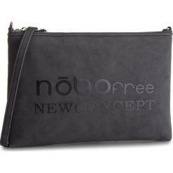 Torebka NOBO - NBAG-F2590-C020 Czarny. Czarne listonoszki damskie marki Nobo, ze skóry ekologicznej. W wyprzedaży za 129,00 zł.