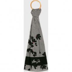 Liu Jo - Szal. Szare szaliki damskie marki Liu Jo, z bawełny. Za 239,90 zł.