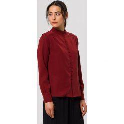 Koszule wiązane damskie: IVY & OAK BUTTON DOWN Koszula rusty red