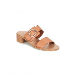 Sandały See by Chloé  SB32110A. Brązowe sandały damskie See by Chloé. Za 1209,00 zł.
