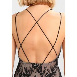 Sukienki hiszpanki: Love Triangle SO FRENCHY DRESS Sukienka koktajlowa black/nude