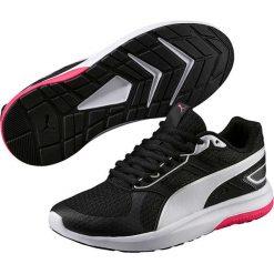 "Buty sportowe damskie: Buty sportowe ""Escaper Tech"" w kolorze czarnym"