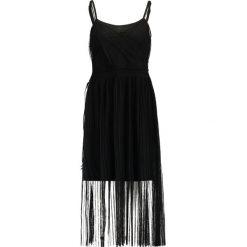 Sukienki hiszpanki: Navy London JULES Sukienka letnia black
