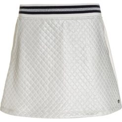 Minispódniczki: Armani Junior Spódnica mini bianco latte
