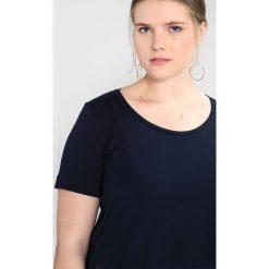 T-shirty damskie: Persona by Marina Rinaldi VARIO Tshirt z nadrukiem blu marino