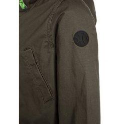 S.Oliver RED LABEL Parka green. Brązowe kurtki dziewczęce marki Reserved, l, z kapturem. Za 359,00 zł.