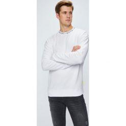 Review - Bluza. Niebieskie bluzy męskie rozpinane marki Review. W wyprzedaży za 99,90 zł.