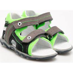 Sandały męskie skórzane: Bartek – Sandały 32.50.50.0