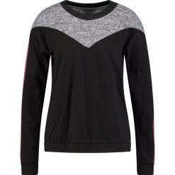Swetry klasyczne damskie: ICHI LINEA Sweter oxblood red