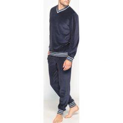 Piżamy męskie: Piżama z weluru
