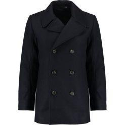 Płaszcze męskie: Abercrombie & Fitch Płaszcz wełniany /Płaszcz klasyczny navy
