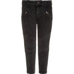GAP MOTO Jeans Skinny Fit washed black. Niebieskie rurki damskie GAP, z bawełny. W wyprzedaży za 126,75 zł.