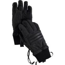 """Rękawiczki """"Dam"""" w kolorze czarnym. Czarne rękawiczki damskie marki Burton. W wyprzedaży za 84,95 zł."""