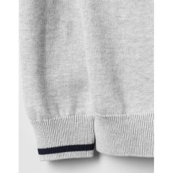 Swetry dziewczęce: BOSS Kidswear PULLI Sweter hell graumeliert
