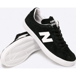 New Balance - Buty. Szare halówki męskie New Balance, z gumy. W wyprzedaży za 179,90 zł.