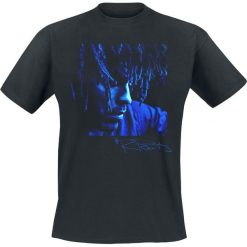 Kravitz, Lenny Blue Low Photo T-Shirt czarny. Czarne t-shirty męskie Kravitz, Lenny, s. Za 74,90 zł.