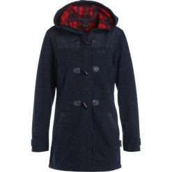 Jack Wolfskin EDMONTON Parka night blue. Niebieskie kurtki sportowe damskie marki Jack Wolfskin, l, z elastanu. W wyprzedaży za 804,30 zł.