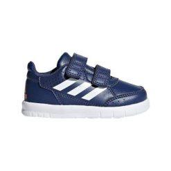 BUTY ADIDAS ALTA SPORT CF CP9947. Szare buciki niemowlęce chłopięce Adidas. Za 99,00 zł.