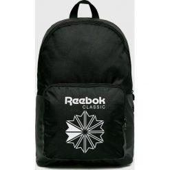 Reebok Classic - Plecak. Czarne plecaki męskie Reebok Classic, z poliesteru. W wyprzedaży za 149,90 zł.