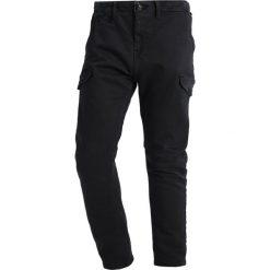 Spodnie męskie: Petrol Industries Bojówki black