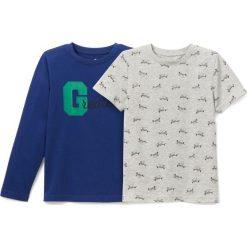 Odzież chłopięca: T-shirt 3-12 lat (komplet 2 szt.)