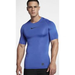 Nike Koszulka męska NP Top SS Comp niebieska r. XL (838091-480). Niebieskie koszulki sportowe męskie marki Nike, m. Za 97,11 zł.