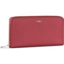Duży Portfel Damski FURLA - Babylon 924374 P PS52 OAS Ruby. Czerwone portfele damskie Furla, ze skóry. Za 700,00 zł.