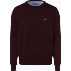 Fynch Hatton - Sweter męski, czerwony. Czerwone swetry klasyczne męskie Fynch-Hatton, m, z dzianiny. Za 249,95 zł.