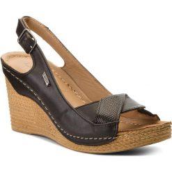Sandały damskie: Sandały LASOCKI – RST-4781-07 Czarny
