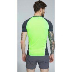 Odzież termoaktywna męska: Koszulka treningowa męska TSMF252 - ciemny szary